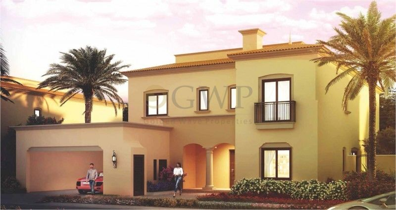 2,3,4 Bed Cluster homes for Sale. No Commission. 2% DLD Waiver