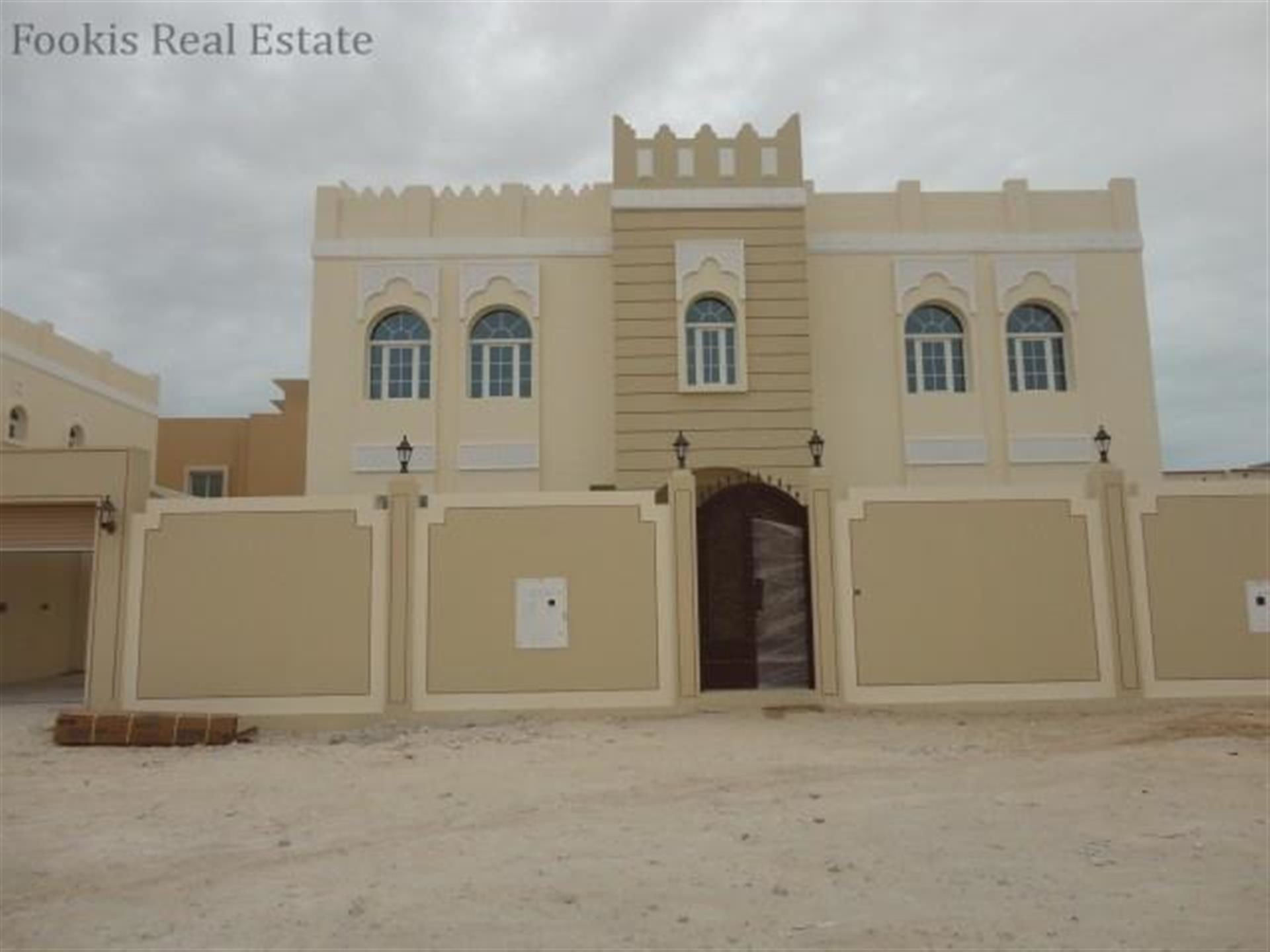 BRAND NEW STAND ALONE VILLA FOR SALE IN TUMAMA