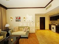1 Bedroom Hotel Apartment in First Central Hotel Apartments-photo @index