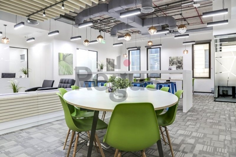 Offices For 3 4 People In Amman Abdali Boulevard