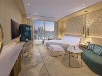 Studio Apartment in FIVE Palm Jumeirah-photo @index