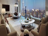 2 Bedroom Apartment in Burj Vista 2-photo @index