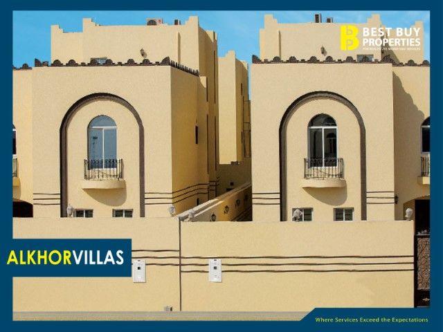 6 bedrooms villas for rent in Al Khor