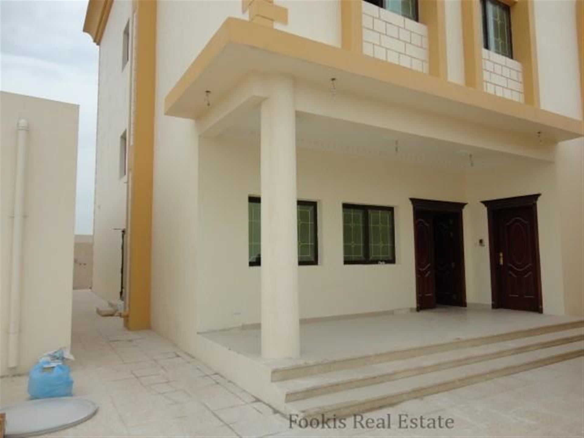 BRAND NEW STAND ALONE VILLA FOR SALE IN AL WAUKIR