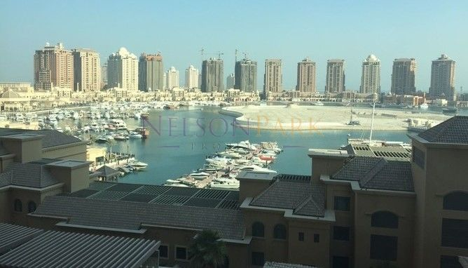 Very Large Two Bedroom Property For Sale with Direct Marina Views