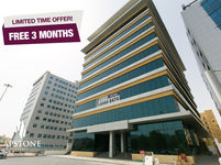 Partially Fitted Office Commercial in Al Sadd Road-photo @index