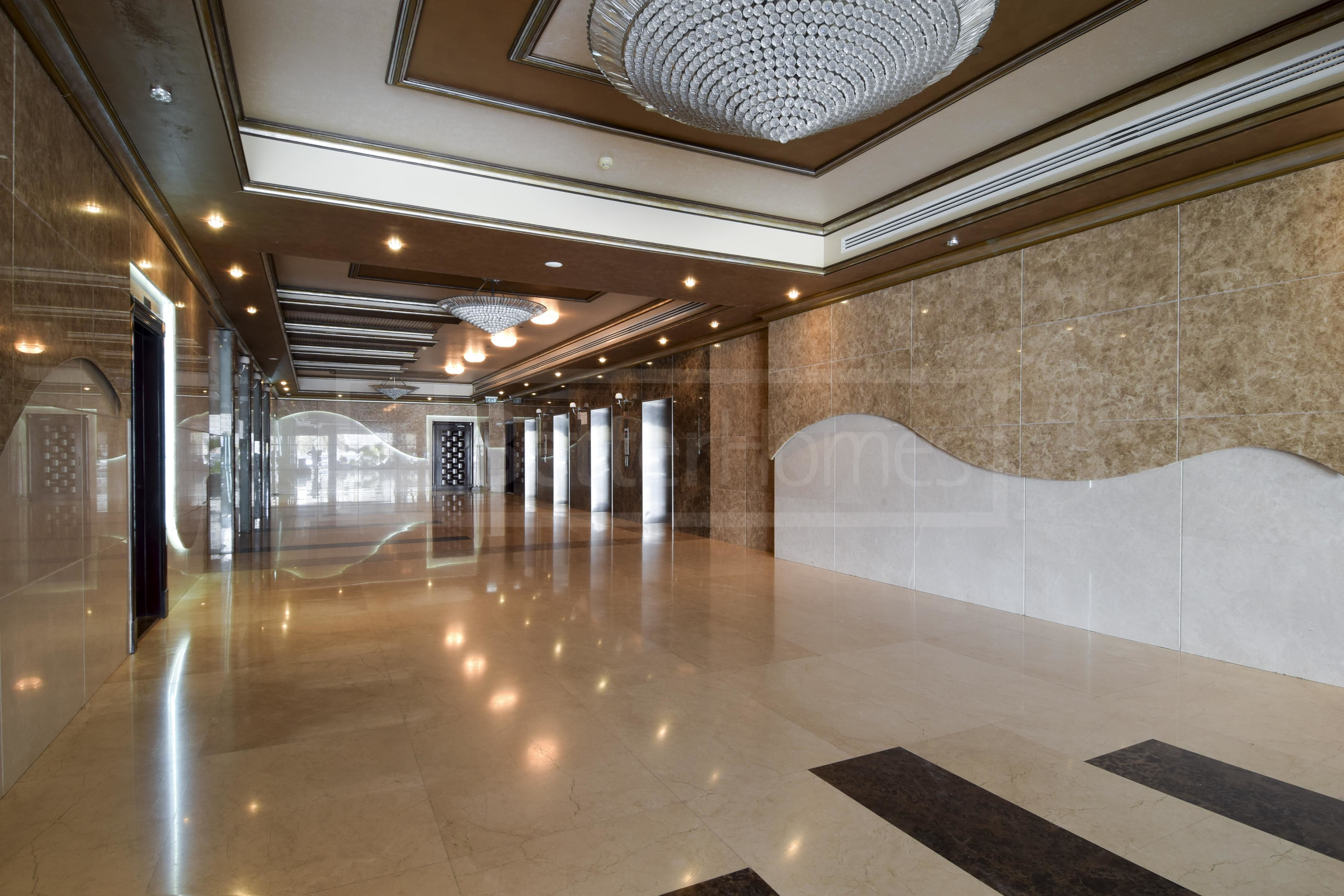 Unfurnished spacious apartment in Al Majaz Tower