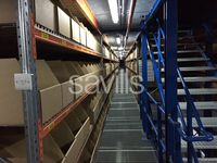 Warehouse Commercial in Dubai World Central-photo @index