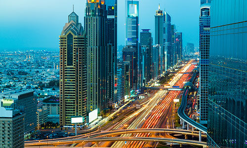 Apartments for rent in Sheikh Zayed Road - Flats for rent in