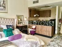 Studio Apartment in burj al nujoom-photo @index
