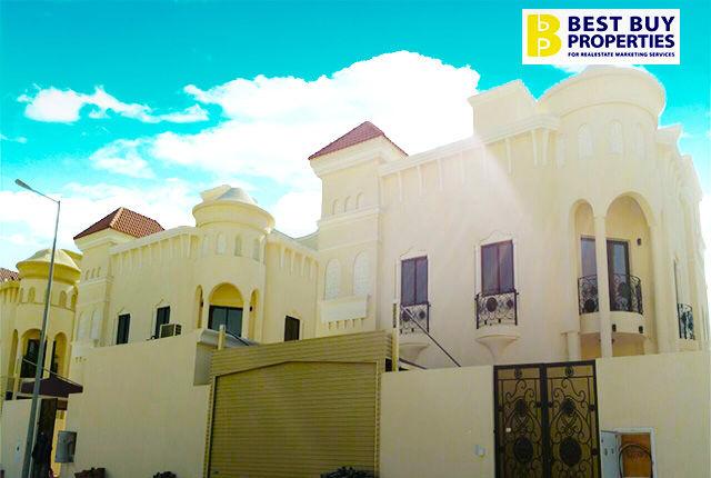 SUPER LUXURIOUS!! 6 bedrooms villa for rent in Wakrah