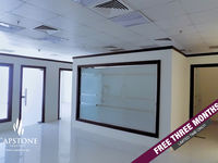 Fully Fitted Office Commercial in Najma-photo @index