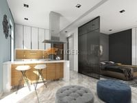 Studio Apartment in Jumeirah Village Circle Villas-photo @index