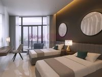 1 Bedroom Hotel Apartment in DAMAC Maison Prive-photo @index