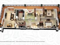 3 Bedroom Apartment in Arabian Gates-photo @index