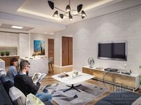 Studio Apartment in Mohammad Bin Rashid City-photo @index