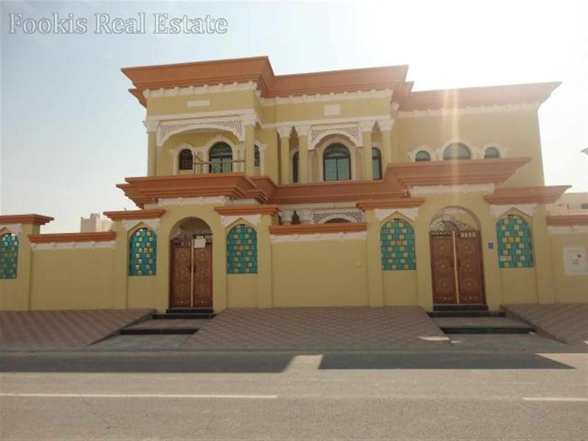BRAND NEW VILLA FOR SALE IN WUKAIR