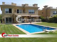 6 Bedroom Villa in Katameya Heights-photo @index