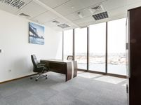 Fully Fitted Office Commercial in Tamouh Tower-photo @index