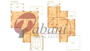 Vacant 5 Bed villa with pool & landscape in Jumeirah park