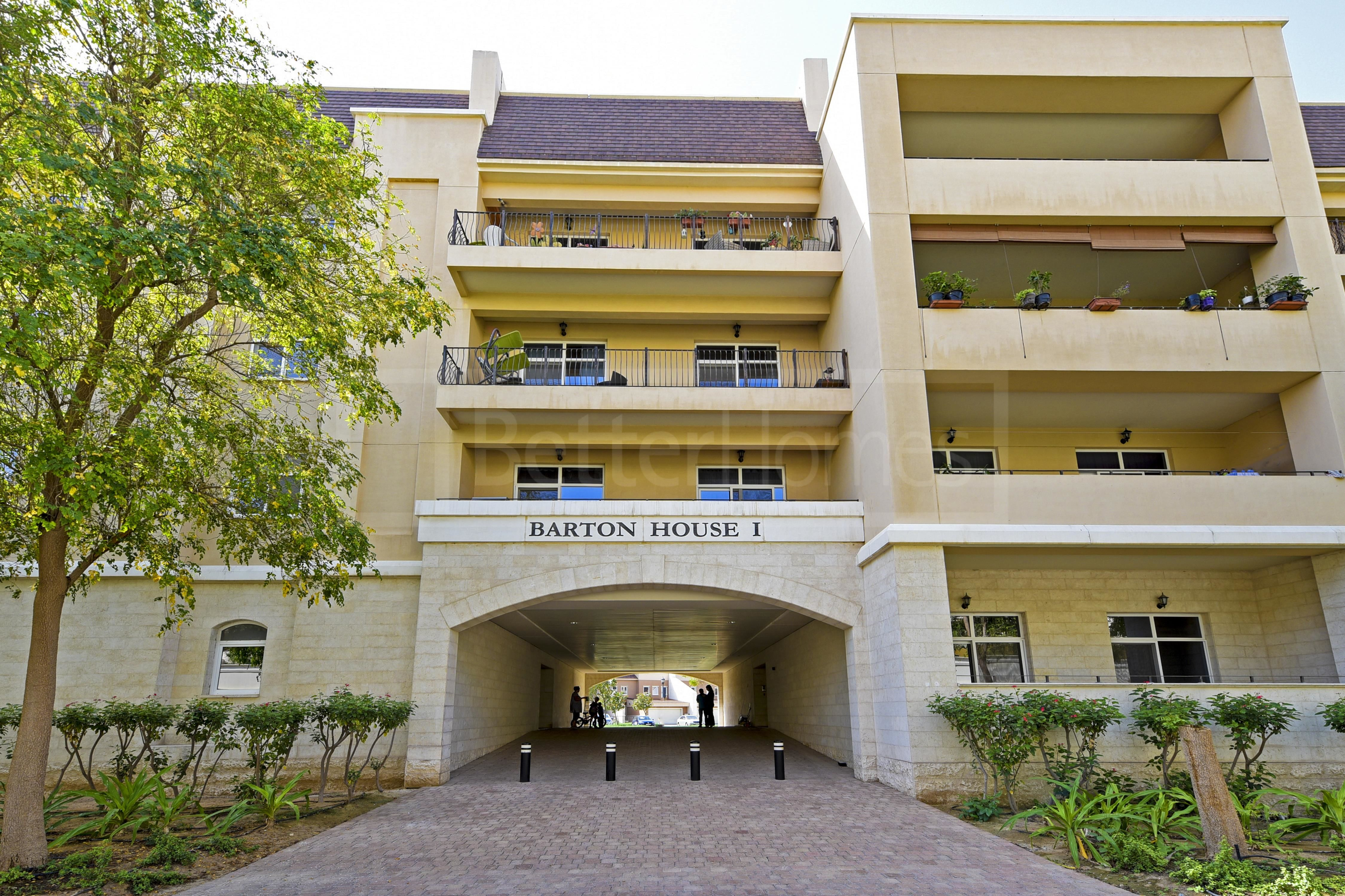 Well Maintained Unit In Barton House Motor City