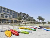 1 Bedroom Apartment in Al Zeina - Residential Tower C-photo @index