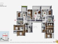 2 Bedroom Apartment in Kornet Chehwan-photo @index