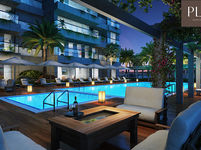 Studio Apartment in Azizi Plaza-photo @index
