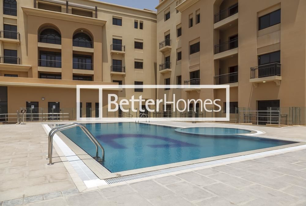 Furnished Studio Apartment in Lusail