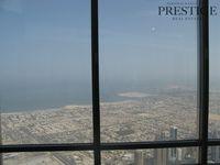 Commercial in Burj Khalifa-photo @index