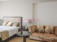 Studio Hotel Apartment in The Address Dubai Marina-photo @index