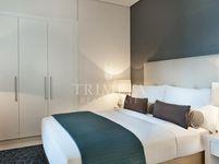 Studio Hotel Apartment in Burj Damac 4