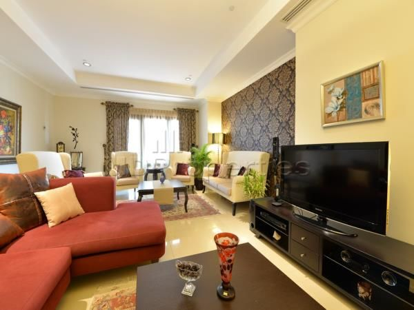Stunning 1 BDR In Luxurious Tower, Porto Arabia