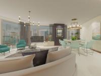 3 Bedroom Apartment in Bahrain Bay-photo @index