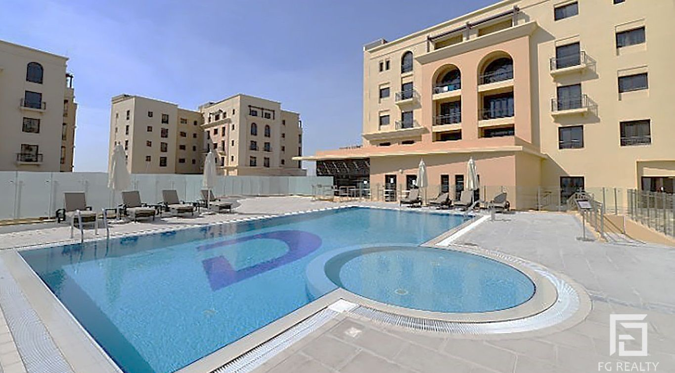 BRAND NEW 1 bedroom apartment in Lusail City