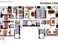 5 Bedroom Apartment in Emirates Crown-photo @index