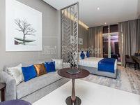 Studio Apartment in Damac Maison Canal Views-photo @index