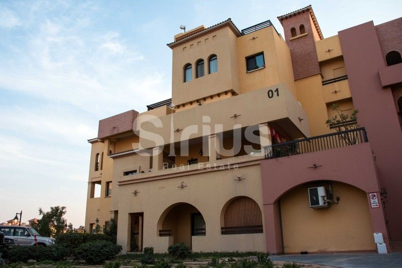 Stunning 2 Bedrooms Luxury Apartment in Shorooq