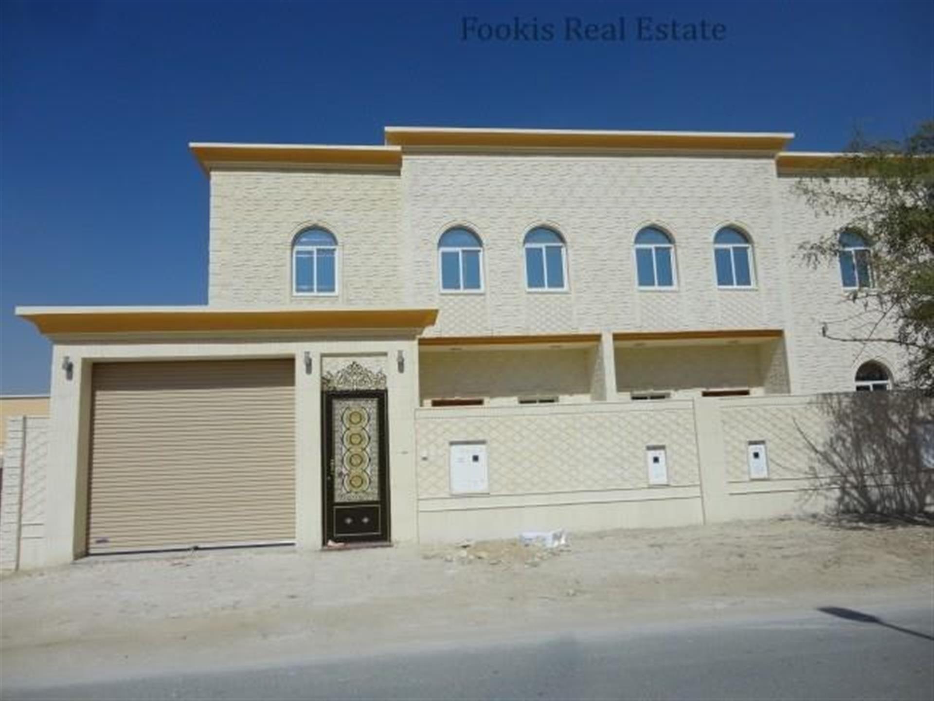 BRAND NEW 2 STAND ALONE VILLAS FOR SALE IN GHARAFFA