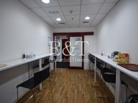 Fully Fitted Office Commercial in Emaar Square Bldg 2