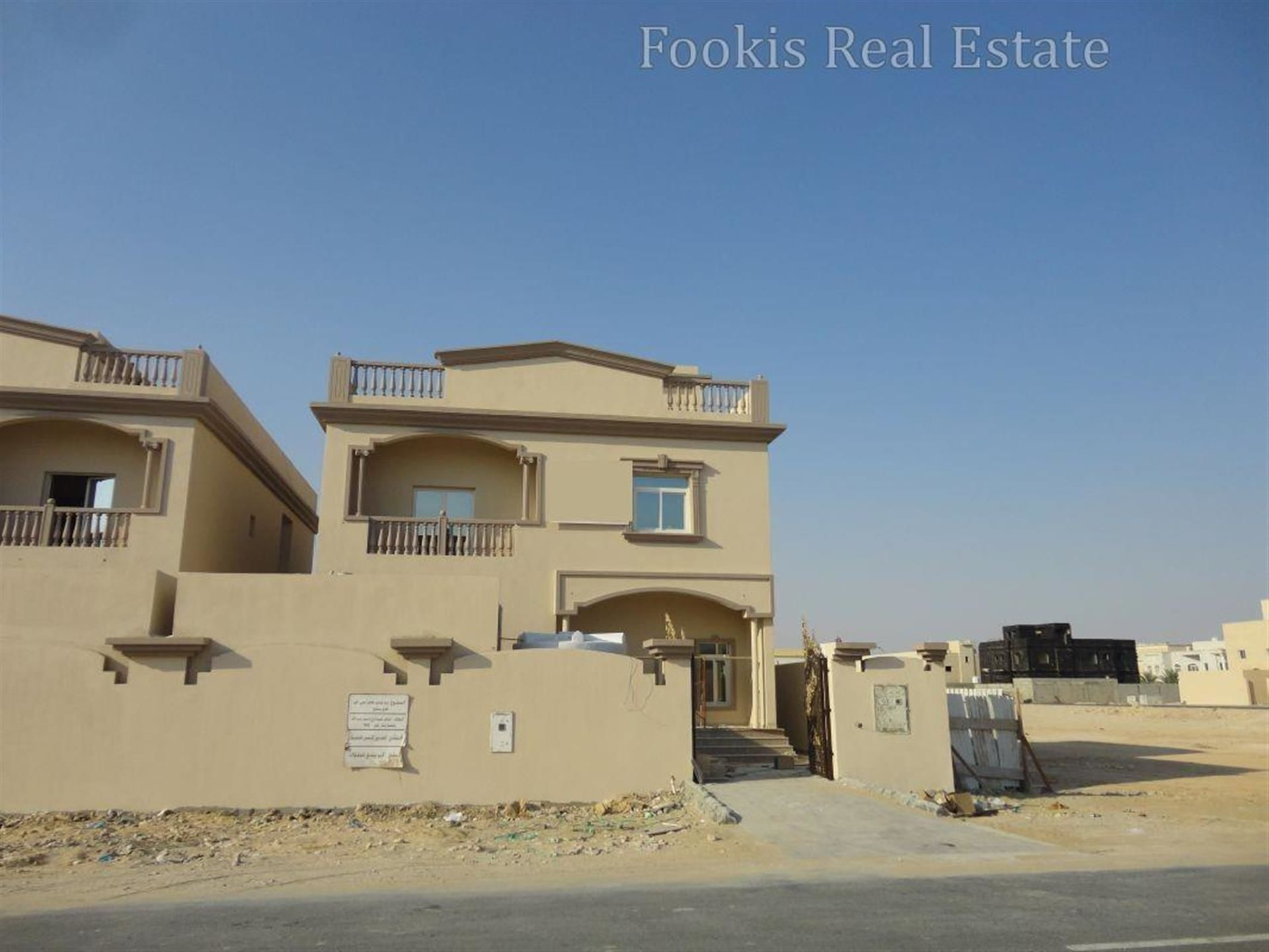 BRAND NEW STANDALONE VILLA FOR SALE IN KHEESA