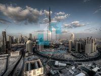 Land in Burj Khalifa