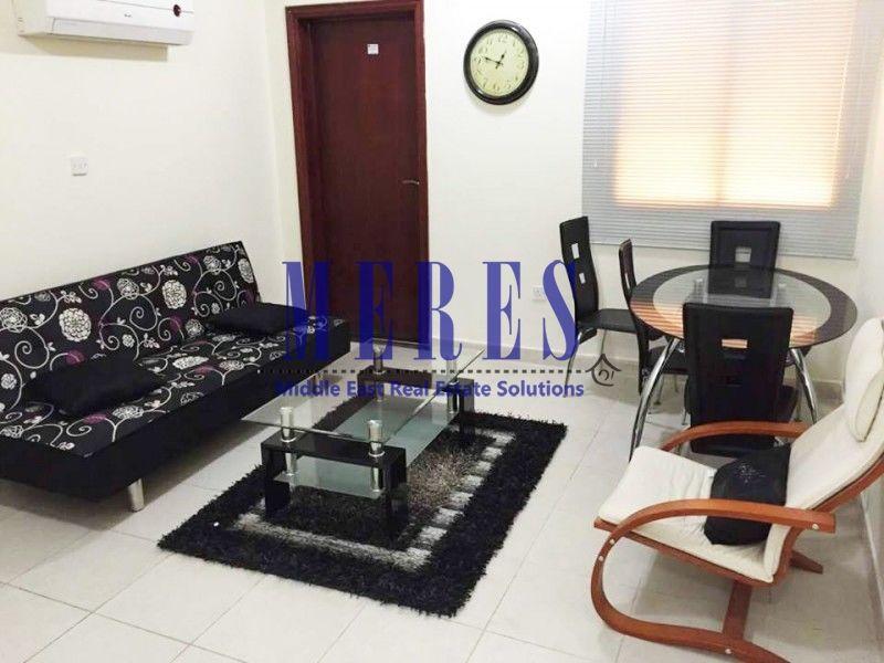 1 Bedroom Furnished Flat In Umm Mugalina