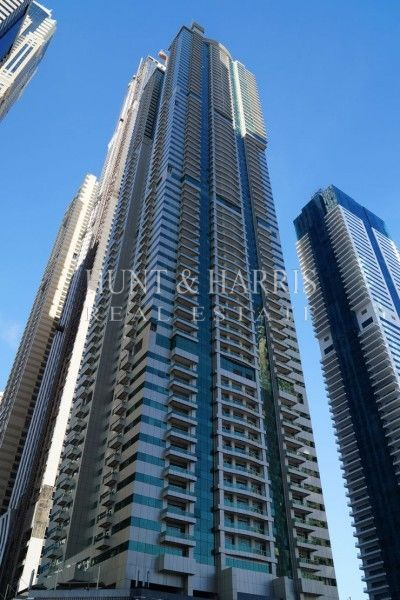 Chiller free spacious 3 bedroom on high floor - Dubai 3 bedroom apartments for rent ...