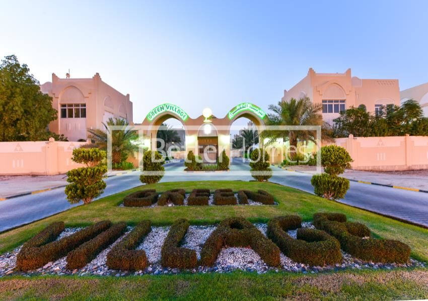 Four Bedroom Villa in a Beautiful Compound in Al Waab