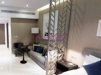Studio Hotel Apartment in DAMAC Maison Prive-photo @index