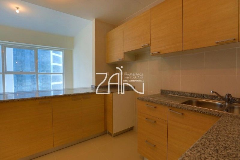 sea view 2 payments brand new 1br apt for rent