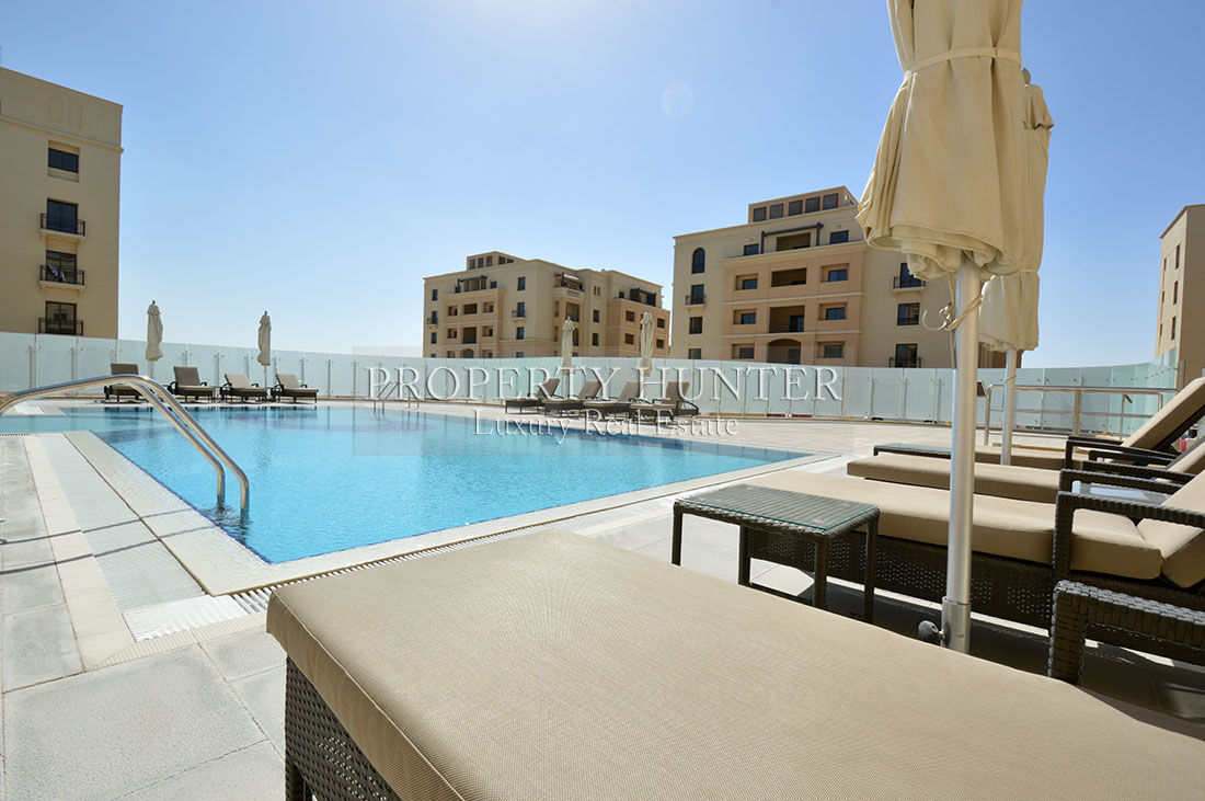 Studio furnished home in Lusail, Perfect Deal!