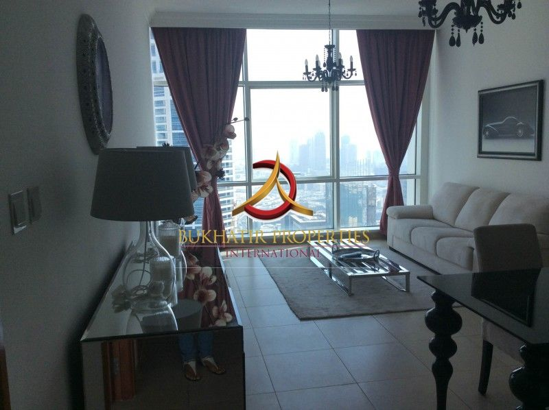 Amazing one bedroom furnished apartment in dubai marina - 1 bedroom apartments for rent in dubai ...