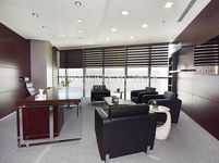 Fully Fitted Office Commercial in Palm Towers-photo @index